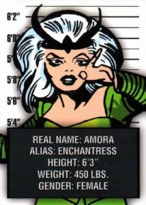 2015 Rittenhouse Avengers Silver Age Classic Villains