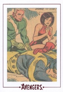 2015 Rittenhouse Avengers: Silver Age Trading Cards 28