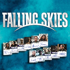 2015 Rittenhouse Falling Skies Autograph Expansion Set