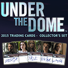 2015 Rittenhouse Under the Dome Season 2 Trading Cards