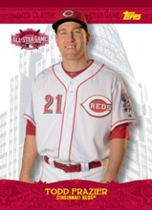 2015 Topps All-Star FanFest Todd Frazier