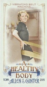 2015 Topps Allen & Ginter X: 10th Anniversary Issue Baseball Cards 25