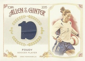 2015 Topps Allen & Ginter X: 10th Anniversary Issue Baseball Cards 23