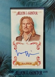 2015 Topps Allen & Ginter Baseball Cards 33