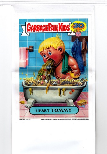 2015 Topps Garbage Pail Kids 30th Anniversary Trading Cards 36