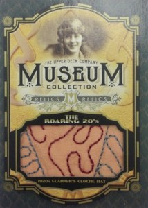 2015 Upper Deck Goodwin Champions Museum Collection Roaring 20s