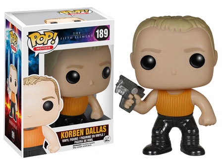 2015 Funko Pop Fifth Element Vinyl Figures 23