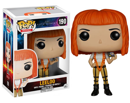 2015 Funko Pop Fifth Element Vinyl Figures 24