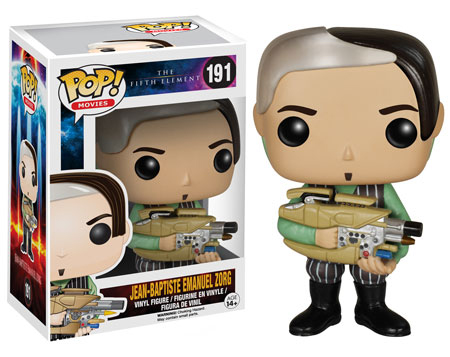 2015 Funko Pop Fifth Element Vinyl Figures 25