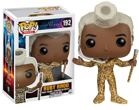 2015 Funko Pop Fifth Element Vinyl Figures 26