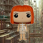 2015 Funko Pop Fifth Element Vinyl Figures