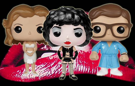 Funko Pop Rocky Horror Picture Show Background