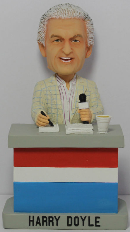 Harry Doyle Talking Bobblehead