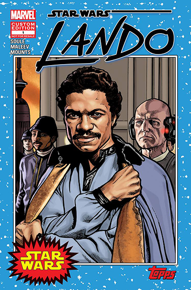 Topps Heads to 2015 San Diego Comic-Con with Several Exclusives 4