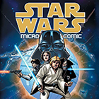 2015 IDW Star Wars Micro Comic Collector Packs