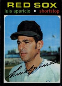 Top 10 Luis Aparicio Baseball Cards 4