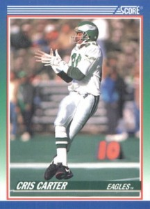 1990 Score Football Cards 30