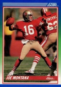 1990 Score Football Cards 26