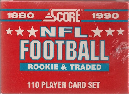 1990 Score Football Cards 62