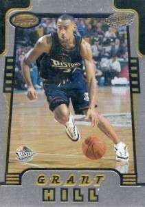 1996-97 Bowmans Best Basketball Honor Roll Grant Hill