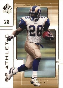 2000 SP Authentic Football Cards 29