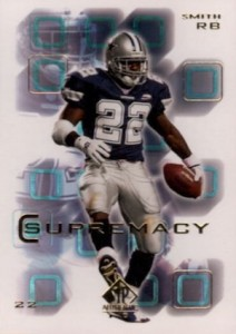 2000 SP Authentic Football Cards 30