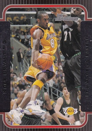 2003-04 Bowman Basketball Cards 3