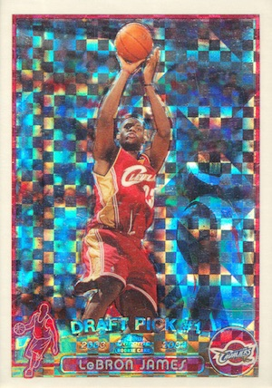2003-04 Topps Chrome Basketball Cards 5