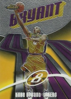 2003-04 Topps Finest Basketball Cards 3