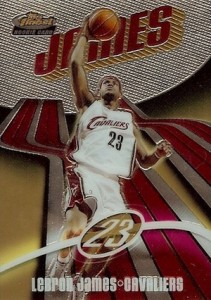 2003-04 Topps Finest Basketball Cards 26