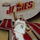 2003-04 Topps Finest Basketball Cards