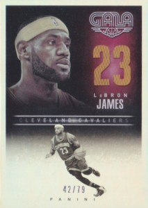 2014-15 Panini Gala Basketball Cards 22