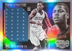 2014-15 Panini Gala Basketball Cards 25