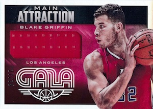 2014-15 Panini Gala Basketball Cards 26