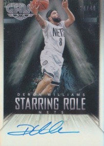 2014-15 Panini Gala Basketball Cards 28