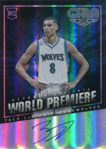 2014-15 Panini Gala Basketball Cards 30