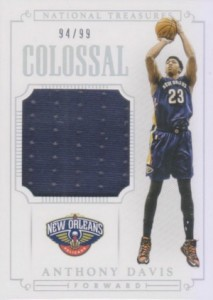 2014-15 Panini National Treasures Basketball Cards 29