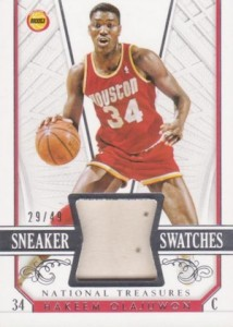 2014-15 Panini National Treasures Basketball Cards 41