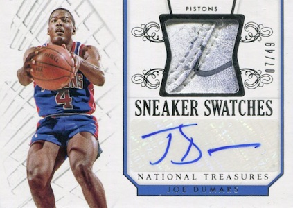2014-15 Panini National Treasures Basketball Cards 45