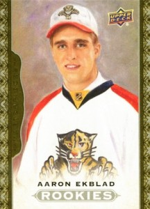 Aaron Ekblad Rookie Cards Checklist and Guide 10