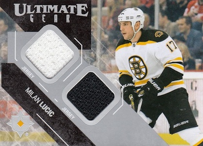 2014-15 Upper Deck Ultimate Collection Hockey Cards 29