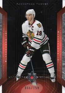 2014-15 Upper Deck Ultimate Collection Hockey Retro Toews