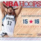 2015-16 Panini NBA Hoops Basketball Cards