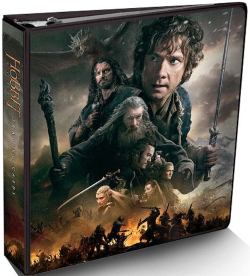 2016 Cryptozoic Hobbit The Battle of the Five Armies Trading Cards 4