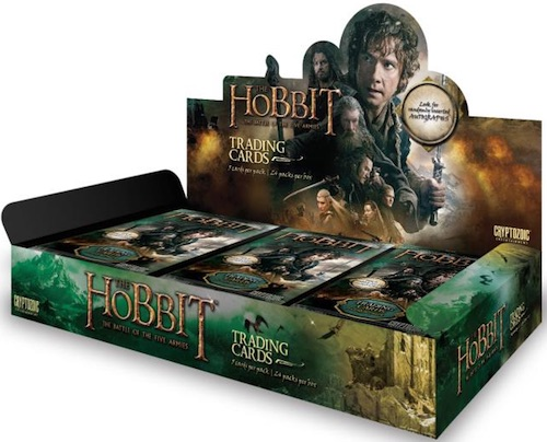 2016 Cryptozoic Hobbit The Battle of the Five Armies Trading Cards 3