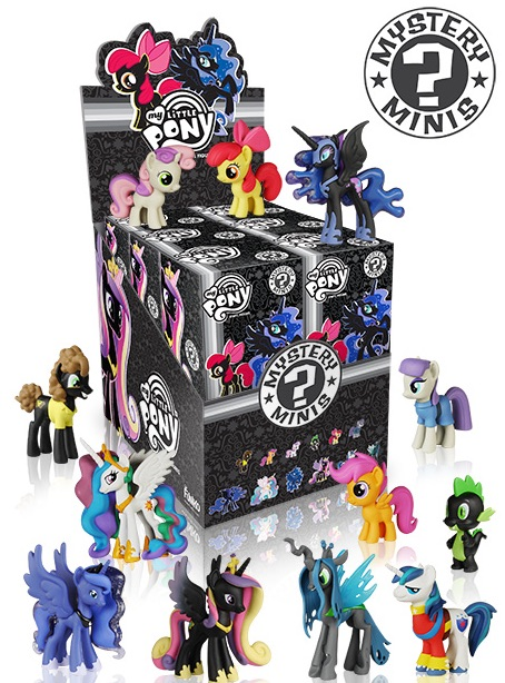 2015 Funko My Little Pony Series 3 Mystery Minis Figures 1