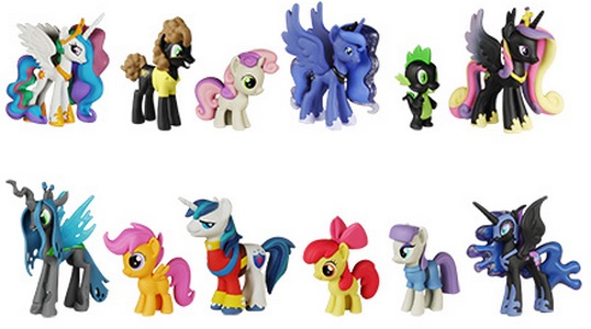 2015 Funko My Little Pony Series 3 Mystery Minis Figures 2