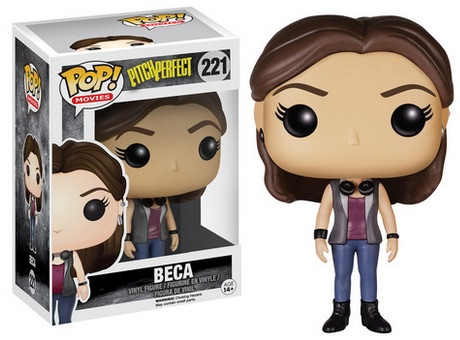 2015 Funko Pop Pitch Perfect Vinyl Figures 21