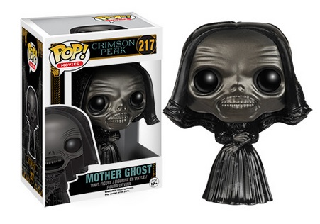 2015 Funko Pop Crimson Peak Vinyl Figures Mother Ghost