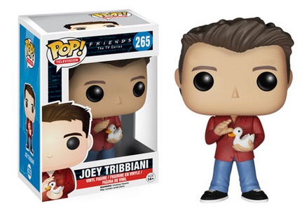 2015 Funko Pop Friends Vinyl Figures Joey Tribbiani